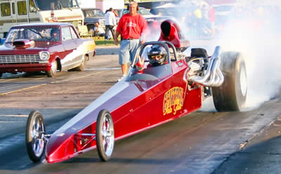 Chris Williams - 2007 Undercover Dragster